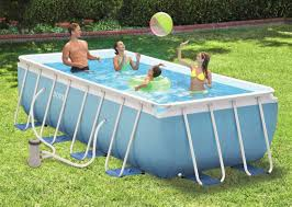intex swimming pool 16 ft rectangular 26778 indiau0027s largest adventure setup equipment mfr u0026 supplier of parks swimming pool setup r23