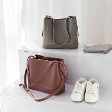 VENOF large capacity women genuine <b>leather Shoulder</b> Bag ...