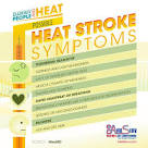 Short essay on heat stroke