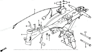 Honda z50 k2 wiring diagram honda mini trail wiring diagram