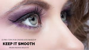 12 pro tips on setting under eye makeup