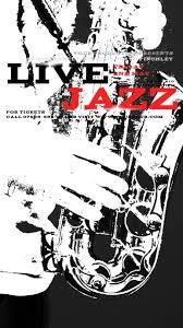 Concert Invite Template Instagram Jazz Concert Invitation