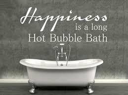 happiness bathroom wall decals vinyl