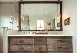 rustic bathroom double vanities.  Rustic Modern Rustic Vanity Bathroom Marvelous Design  Awesome  For Rustic Bathroom Double Vanities G