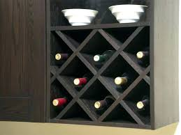 wine rack inserts for cabinets cool wine racks cool wine racks large size of kitchen cabinet