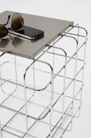 steel furniture images. Square #metal Coffee Table WIRE By Ronda Design @rondadesignsrl Steel Furniture Images