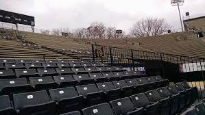 Missouri Football East Side Club And Loge Seats