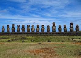 archaeologists may have found something strange on easter island
