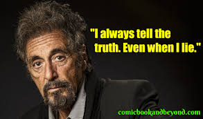 100 Al Pacino Quotes That Will Pump Your Inspiration Levels Comic