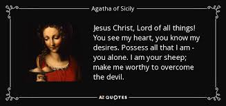 Friendship Quotes And Sayings By St Agatha