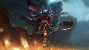 dota 2 legion commander wallpapers hd desktop and mobile