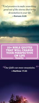 Life Changing Bible Quotes