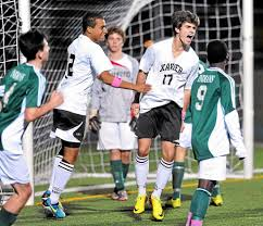 Xavier defeats Guilford to win SCC boys soccer championship