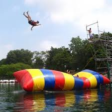 купите inflatable water trampoline с бесплатной доставкой на ...