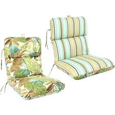 cushions outdoor chair cushion trends patio glider and wonderful tall patio chair also simple cushions cushions for patio