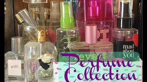 Perfume Collection (<b>Victoria's Secret</b>, B&BW, Vera Wang, Harvey ...