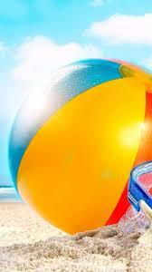 beach ball in sand.  Beach Beachball In Sand Summer Android Wallpaper  And Beach Ball S
