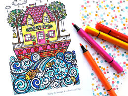 Small Picture The Lucky Draw Project Sail Away with Me Colouring Page My