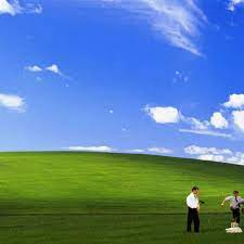 Windows XP Wallpapers Bliss - Wallpaper ...