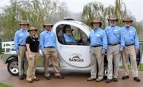 the woodlands township town center rangers will use global electric motorcars for transportation around the town