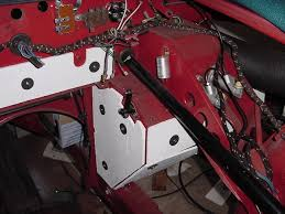 austin healey 3000 bt7 restoration new brake and clutch master cylinders were installed along new wiring harness and air ducting teflon bushings were used on the throttle linkage