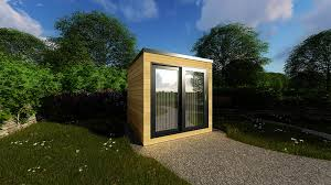 box1 trade garden room kits by building with boxes build garden office kit
