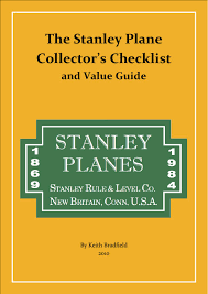 antique wood planes identification. the stanley plane collector\u0027s checklist and value guide by second chance antique tools - issuu wood planes identification