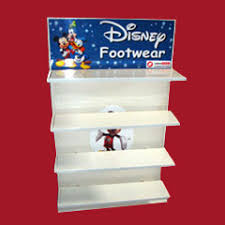 Footwear Display Stands Footwear Display Stands Sun Shine Industries Exporter in Nh100 21