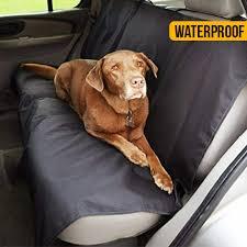waterproof car back seat cover protector