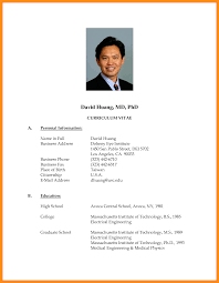 English Cv Format Word Professional Resumes Example Online