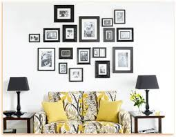 Small Picture Stunning Picture Wall Design Ideas Images Interior Design Ideas
