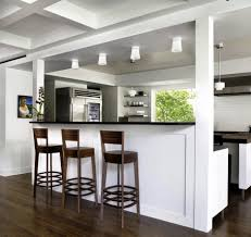 size dining room contemporary counter: minimalist kitchen design using small breakfast bar ideas long rectangle mosaic dining table countertop modern