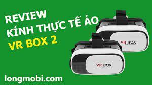 Kính thực tế ảo VR-Box 2 - Tặng gamepad bluetooth