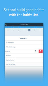 Daily Goal Tracker Do 3 Things To Do List Daily Habit Goal Tracker