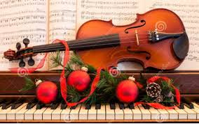 Image result for Christmas piano