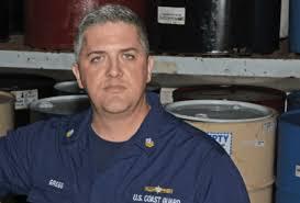 Marine Science Technician Jeff Gregg Cherokee And Blackfoot U S Coast Guard