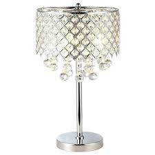 chandelier table lamp shades chandelier lamp chrome round crystal chandelier bedroom nightstand table lamp 3 light chandelier table lamp shades