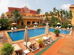 Angkor Palace Resort Spa Angkor Hotel Siem Reap Cambodia Bookingcom
