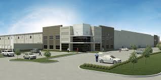 Tilt Up Warehouse Design Carson Companies Breaks Ground On Warehouse In Houston