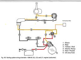 mercruiser wiring diagram carlplant in 4 3 alternator floralfrocks mercruiser 5.7 wiring diagram at 4 3 Mercruiser Wiring Diagram