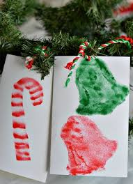 Image result for kids homemade christmas cards and gifts