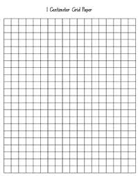 1 Centimeter Grid Paper By Cruisin With Miss La Rue Tpt