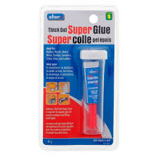 thick gel super glue