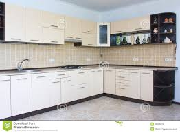 Modern Kitchen Interiors Modern Kitchen Interior Royalty Free Stock Images Image 26606679