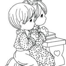 Surprising Praying Child Coloring Page Prayer Pages Lds Coloring
