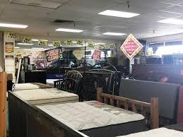 mattress store. image of mattress warehouse inside store