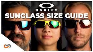 Oakley Sunglasses Size Guide Sportrx