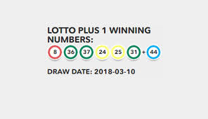 Lotto Plus Numbers
