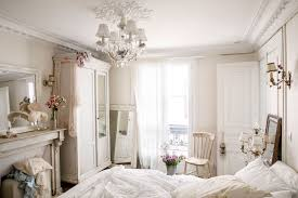 a shabby chic bedroom with ornate vintage decor by rachel ashwell