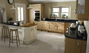 Oak Kitchen Milbourne Oak Classic Kitchen